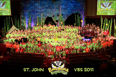 St. John VBS 2011