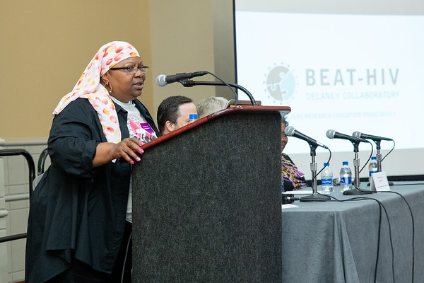 BEAT-HIV Video Premiere at the HIV Prevention Summit