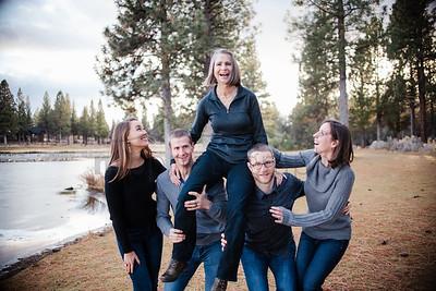 Aspen Lakes Family Portraits