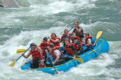 5/24/2009 - Whitewater Rafting @ Kings River