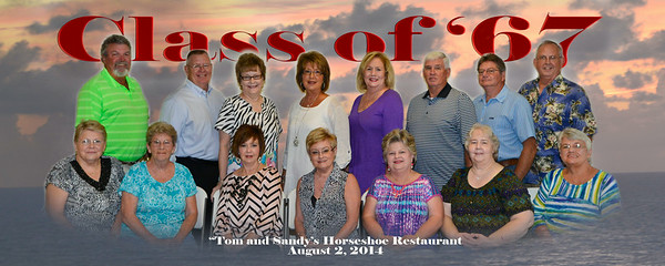 Class of 67  at Horseshoe