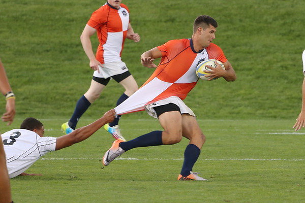 United States Coast Guard 2014 Serevi Rugbytown Seven's