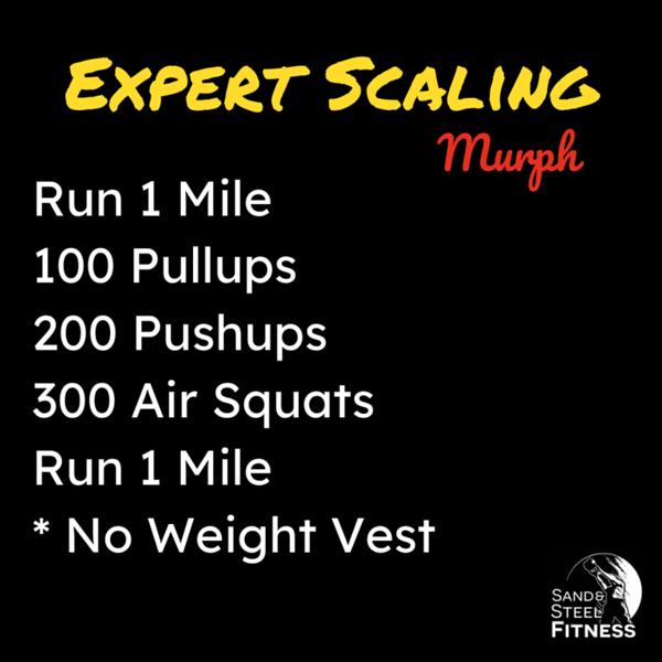 Murph Scalings