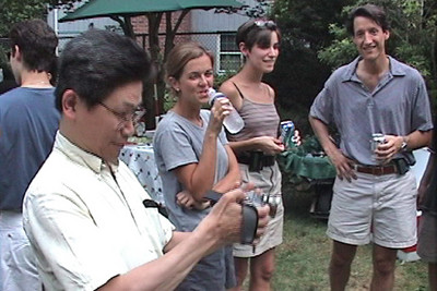 1999 Department Picnic<br>Closter, NJ