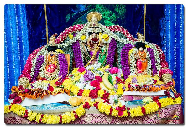Sri Srinivasa Kalyanam @ Suryakumari & Mahabali's Home 2019