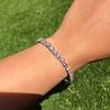 10.50ctw Round Brilliant Diamond Tennis Bracelet 31