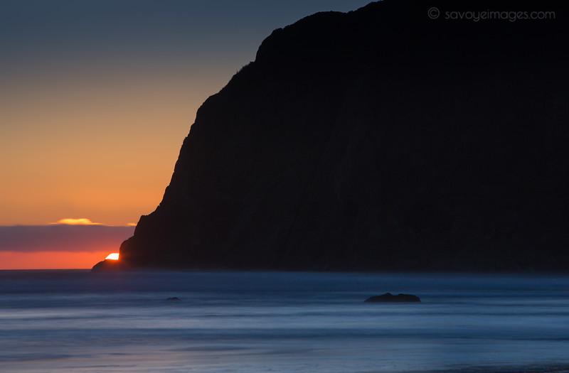 Canon EOS 5D Mark III EF70-200mm f/2.8L IS USM at  8.0 sec at ƒ / 10 @ 100 ISO  6/25/16 9:10:21 PM ©savoyeimages.com