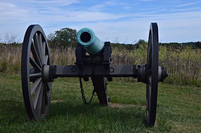 Gettysburg September 2014