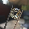 4.94ct Cushion Emerald Cut Diamond, GIA 19