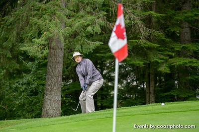 Golf + Foursomes