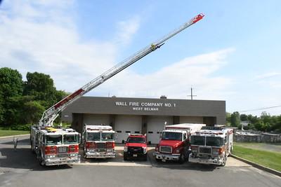 West Belmar N.J. Fire Co.1 Group Shot
