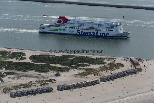 Haven Rotterdam 28 mei 2017