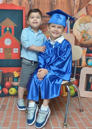 Jaxon & Liam Graduation 2020