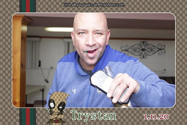 Trystan's Birthday Party 1.22.20
