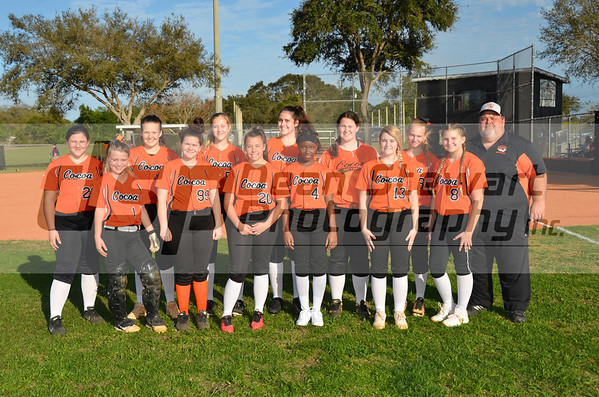 JV Softball 2.25.19
