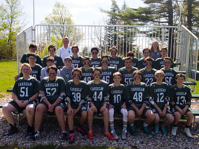 Thirds Lacrosse Team 2016
