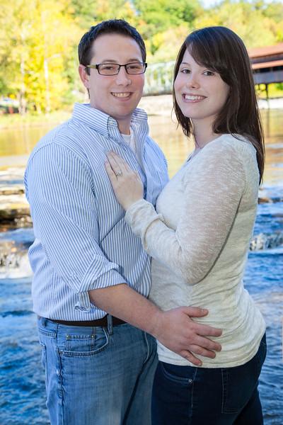 Justin & Kelli Engaged