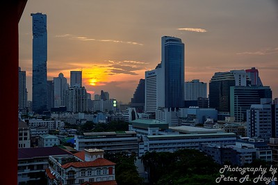 Thailand - 13th Oct 2018 (Sunset)