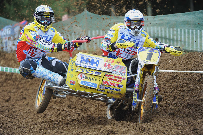 CHAMPIONNAT DU MONDE SIDE-CAR CROSS RACE 1