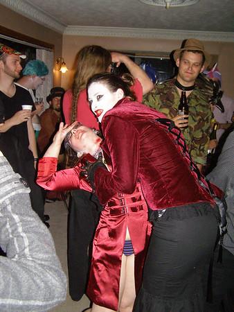 2014-11-01 Halloween at the Velvet Stairwell