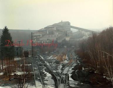 Old Coal Region Mining