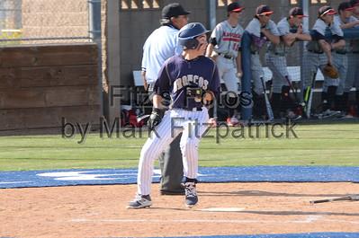 JV Baseball vs. Murrieta Valley