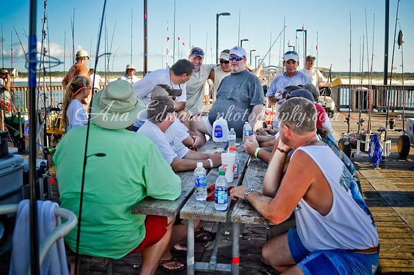 Gulf Shores State Park Pier.  Springerfest 2011.