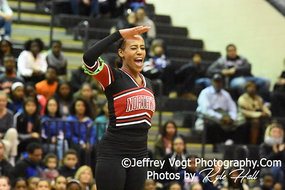 2-13-2016 Northwood HS Varsity Poms at Blair HS MCPS Championship, Photos by Jeffrey Vogt Photography with Kyle Hall