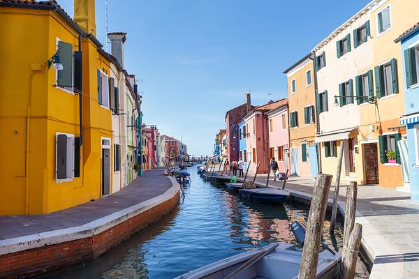 Island in the Venetian Lagoon