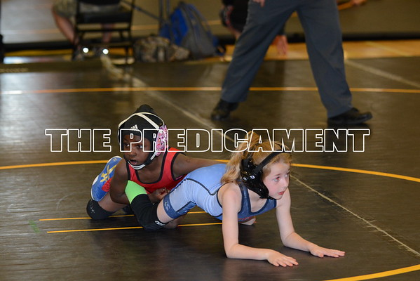 Iowa/USA Wrestling Girls Freestyle State