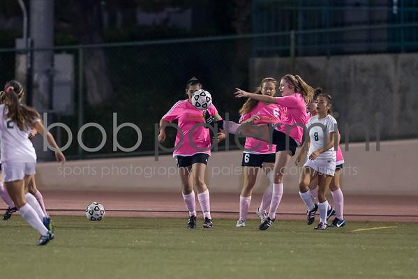 GCC Women's Soccer 10-20-15