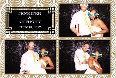 Jennifer & Anthony Wedding