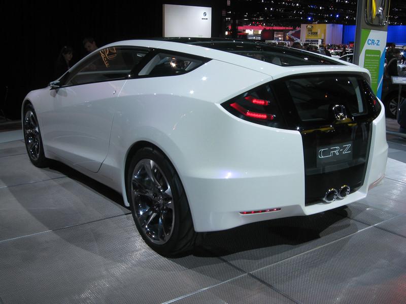 Concept car: Honda CR-Z