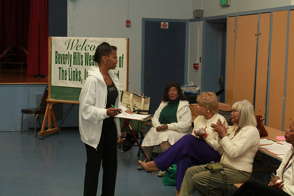 Beverly Hills Links INC - Present The Health Summit 2010