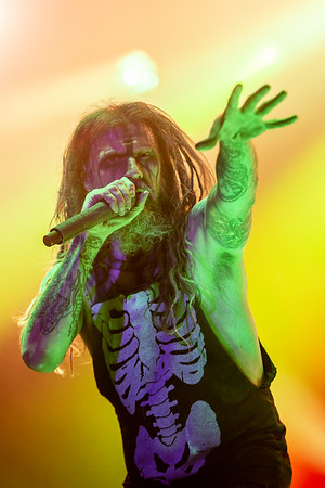 Rob Zombie (Aftershock Festival 10/12/2019)