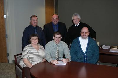 2006-02-01 Kreczmer Signing