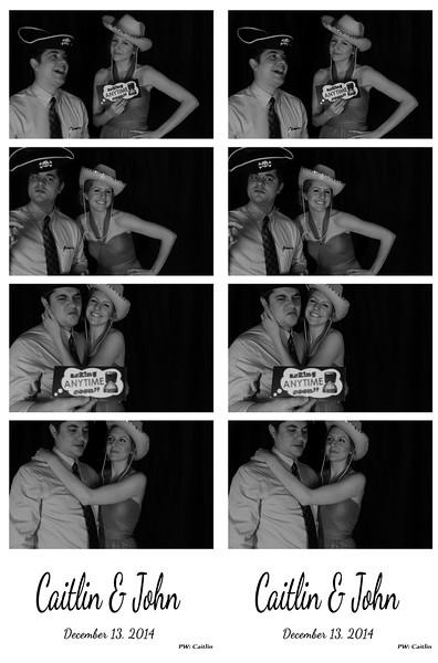Caitlin & John December 13, 2014