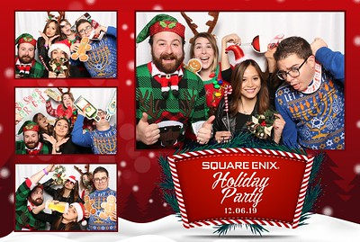 Square Enix Holiday Party