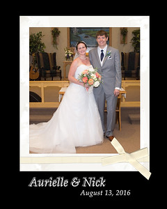 Aurielle and Nick 8 13 16