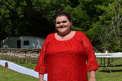 Ashley and Thomas's Wedding Day 6/11/17