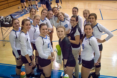 DHS Volleyball 10-15-2016