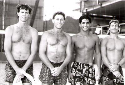 1991 Duke State Sand Volleyball Championship 8-25-1991