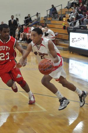 2011-02-08 BHS Men's JV Basketball VS South Meck