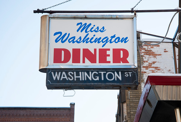 12/10/19 Wesley Bunnell | StaffrrThe Miss Washington Diner which has recently been purchased.