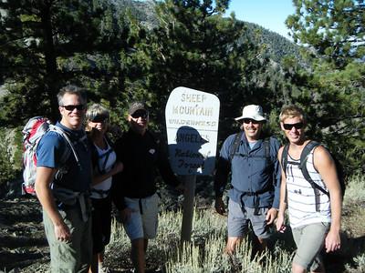 Baldy Blue Ridge Trail