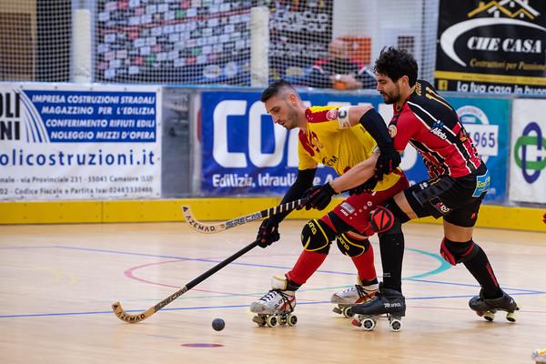 Semifinali di Coppa Italia A1: Lodi vs Sarzana