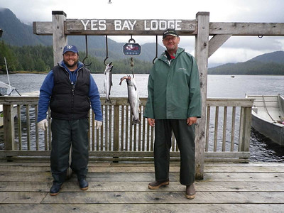Yes Bay September Fish Pictures