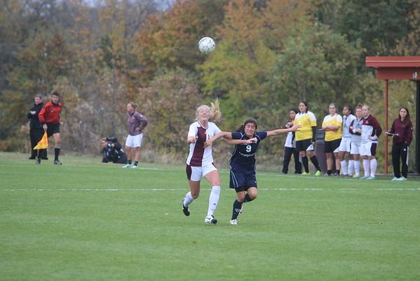 IHCC Women's Soccer Vs. Iowa Central