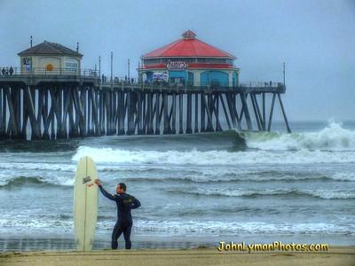 5/7/21 * DAILY SURFING VIDEOS * H.B. PIER
