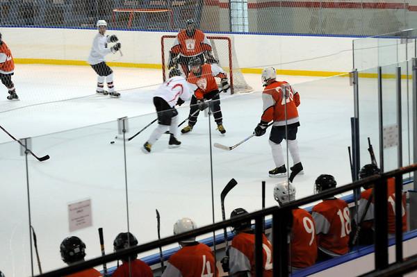 2010 FDNY Hockey